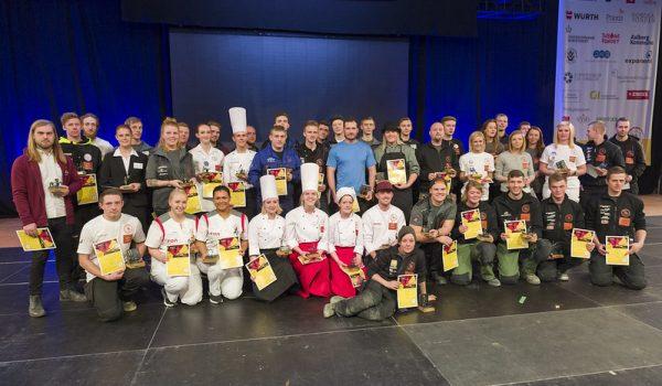 SkillsDenmark - DM i Skills - vindere